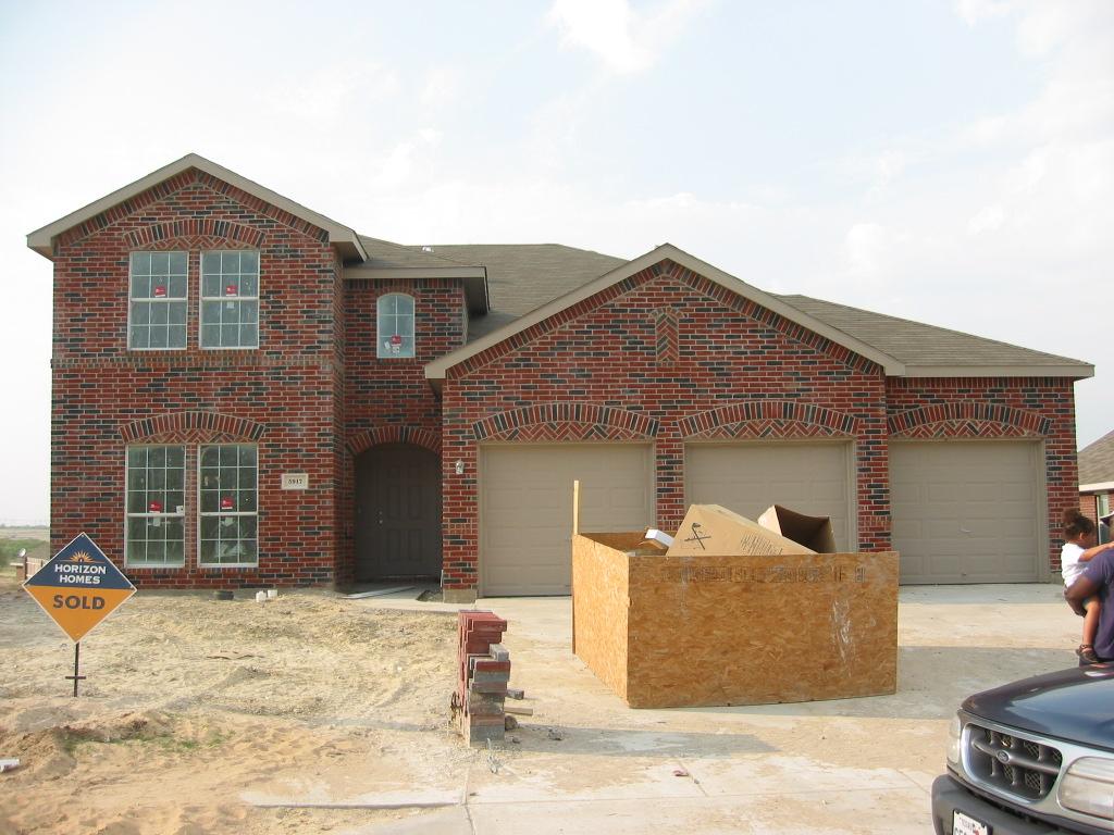 House Progress