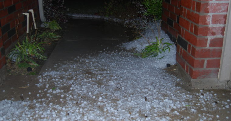 Hail Storm Pictures