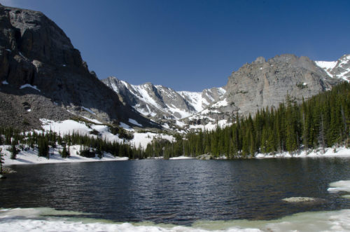 Colorado Vacation Part 2: Hiking to the Loch in RMNP