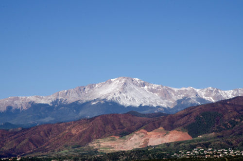 Colorado Vacation Part 1: Colorado Springs and Pikes Peak