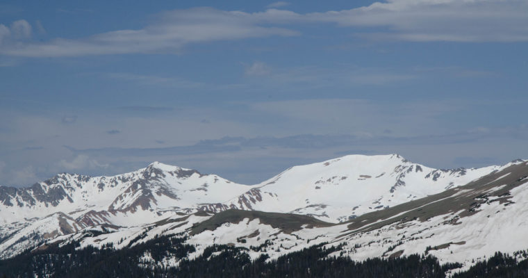 Colorado Vacation Part 3: Trail Ridge Road
