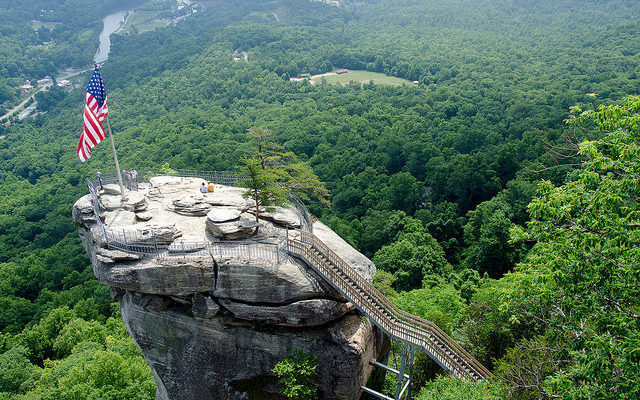 North Carolina Vacation – Chimney Rock State Park