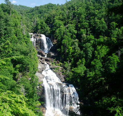 North Carolina Vacation – Waterfalls