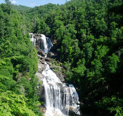 North Carolina Vacation – Waterfalls