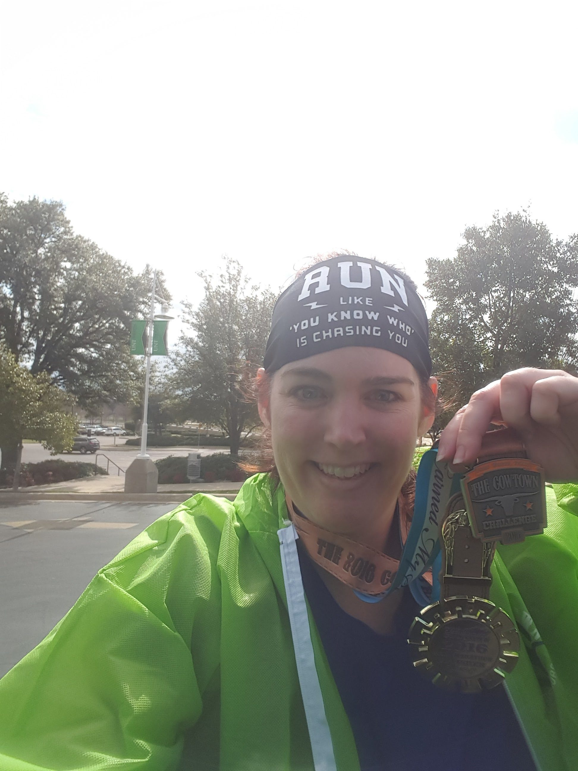 Cowtown Challenge: 5K and Half Marathon