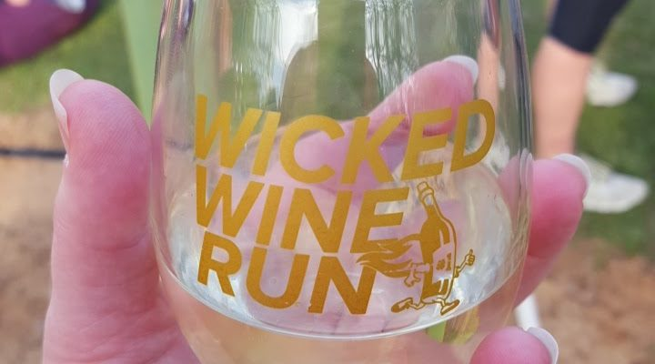 Wicked Wine Run