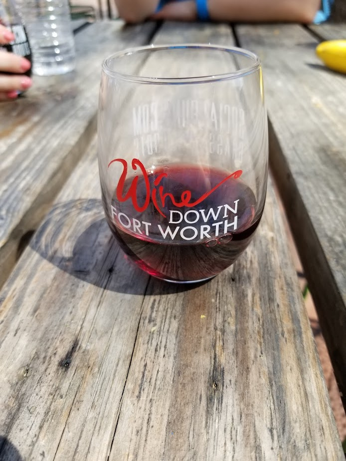Wine Down Relay