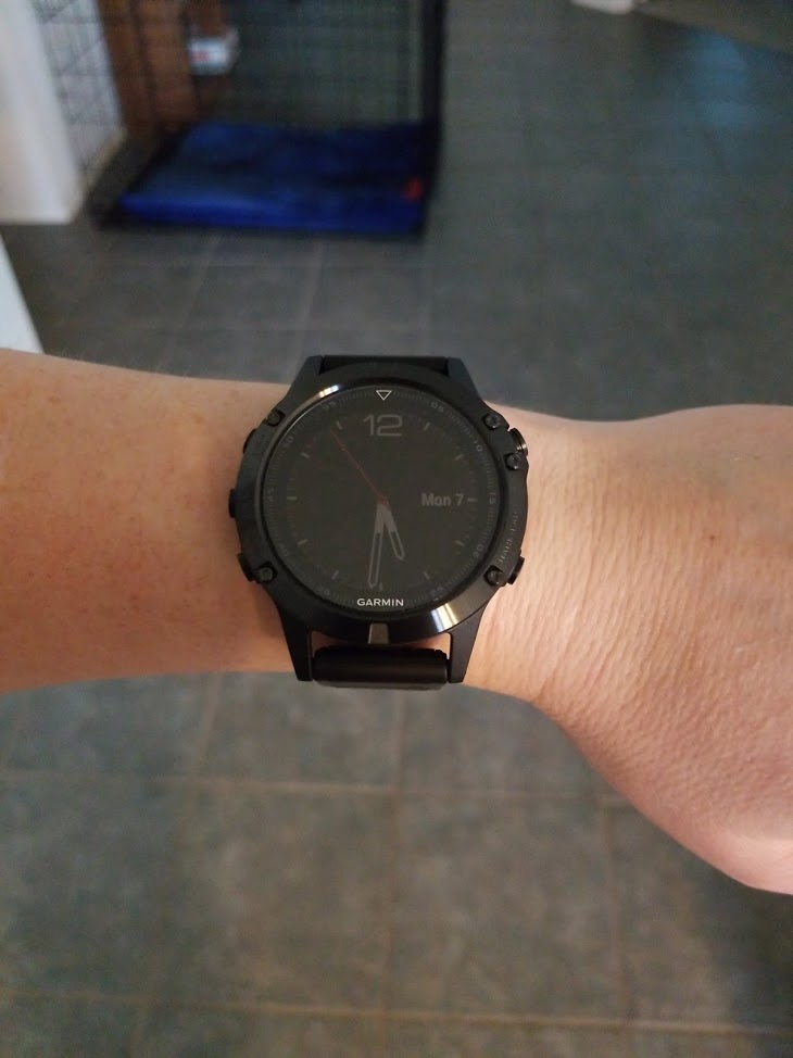 Couch to 5K Weeks 3 & 4 and Garmin fenix 5